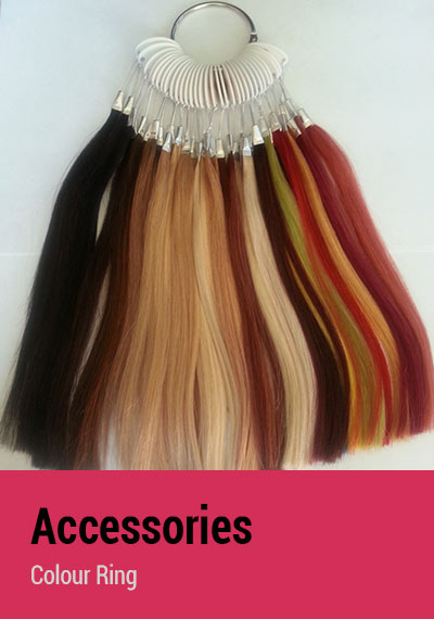 Elegant Hair Colour Ring